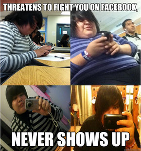 School fights have evovled